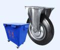 Колеса для мусорных контейнеров (ТБО)