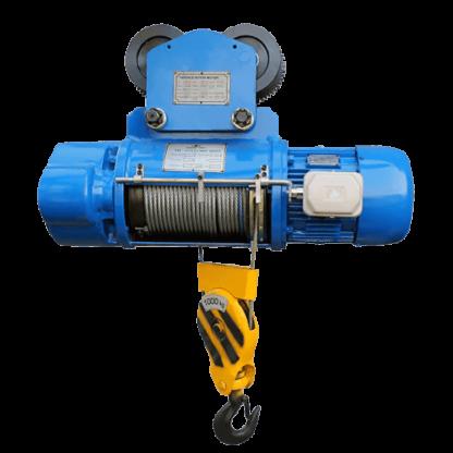 Тельфер электрический с тележкой TM-1S 0160